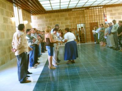 EFECTUADO ACTO PROVINCIAL POR EL DÍA DE LA CIENCIA CUBANA EN CIEGO DE AVILA.