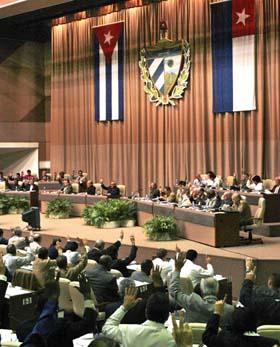 Elegirán nueva directiva de Parlamento y Consejo de Estado
