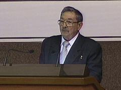 Elegido Raúl Castro Ruz, Presidente del Consejo de Estado y de Ministros