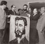 Celebran 83 años de Fidel Castro con exposición fotográfica