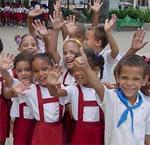 INFANCIA EN CUBA GOZA DE TODOS SUS DERECHOS, AFIRMA UNICEF