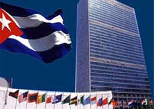 CRECE EN LA ONU REPUDIO AL BLOQUEO CONTRA CUBA