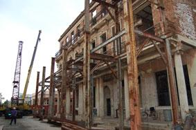 ACOMETEN CONSTRUCTORES REPARACION DE HOTEL AVILEÑO