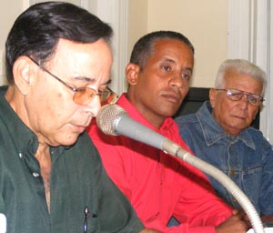 CARLOS SERPA, UN CUBANO HUMILDE, GENTE DE PUEBLO, DE INTELIGENCIA NATURAL Y CON MUCHA CHISPA
