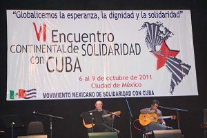 Encuentro de solidaridad emite declaración de apoyo a Cuba