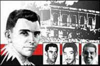 Ofrendas florales de Fidel y Raúl honran a mártires cubanos