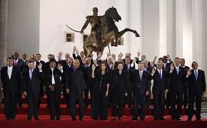 Aprueba CELAC, por unanimidad, Declaración Final de Caracas