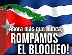 Piden fin del bloqueo a Cuba y libertad para Los Cinco