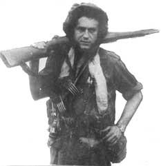 Recuerdan en Morón al Jefe del Pelotón Suicida del Che