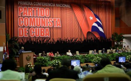 Aboga Conferencia del Partido por una mirada al futuro