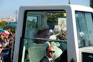 Papa Benedicto XVI ofició Misa en la Plaza de la Revolución