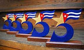 Nicaragüenses oran por libertad para cubanos antiterroristas