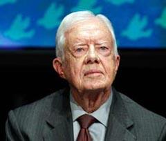 James Carter pide salida de Cuba de lista de países terroristas