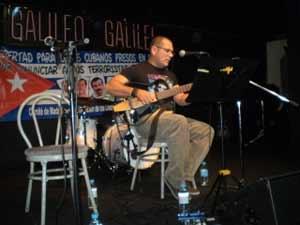 Emotivo concierto en Madrid a favor de cinco antiterroristas cubanos