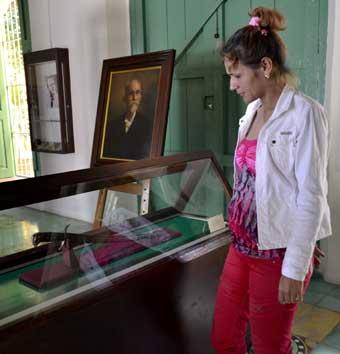 Exponen objetos del Generalísimo Máximo Gómez en Ciego de Ávila