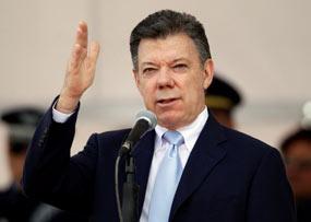 Presidente colombiano desea pronta recuperación de Chávez