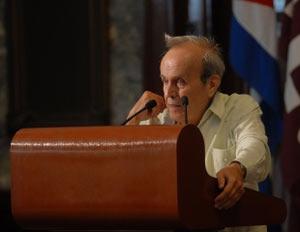 Exhortan a universitarios cubanos a liderar campaña por Los Cinco