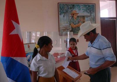 Más de cinco millones de cubanos ejercieron voto soberano