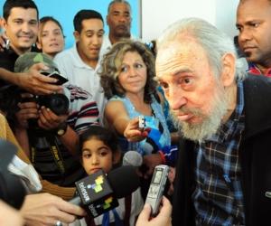 Transcripción de la entrevista ofrecida por Fidel a la prensa cubana tras ejercer su derecho al voto el pasado 3 de febrero