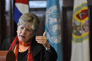 Secretaria ejecutiva de la CEPAL elogia modelo social cubano