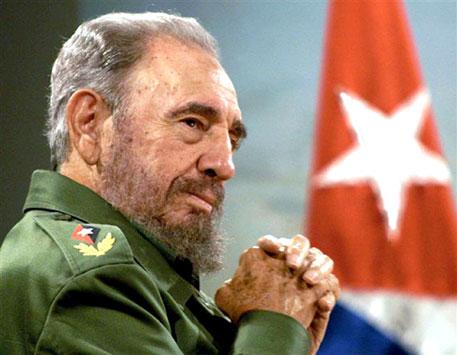 Hoy en la Feria del Libro testimonio gráfico sobre Fidel