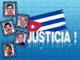 Religiosos cubanos unidos por libertad de los cinco antiterroristas.