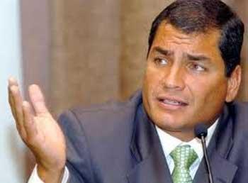 Respalda Correa la lucha por libertad de los cinco héroes cubanos