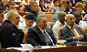 Constituida la Asamblea Nacional del Poder Popular
