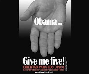 Convocan nueva jornada de apoyo a los cinco antiterroristas cubanos