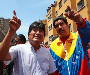 Bolivia y Venezuela estrechan amistad