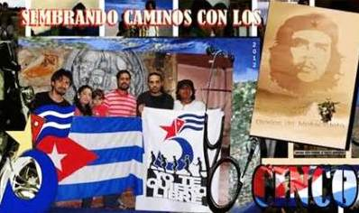 Piden reforzar lucha por liberar antiterroristas cubanos