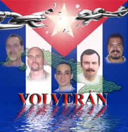 Tuiteros cubanos en jornada por Los Cinco