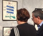 Inauguran en La Habana exposición dedicada a Los Cinco