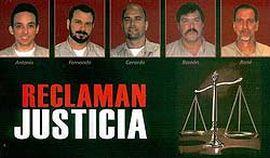 Exigen en Miami excarcelación de antiterroristas cubanos presos en EE.UU.